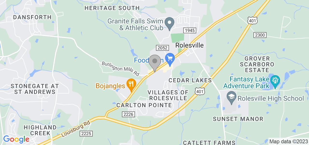 515 S Main St, Rolesville, NC 27571, USA