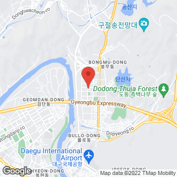 Map of Michael Kors Outlet at Lotte Esiapolice Outlet, 49-16 Palgong-ro Dong-gu, Daegu, Daegu 41026