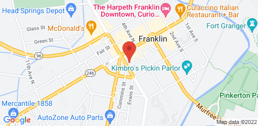 Directions to Frothy Monkey