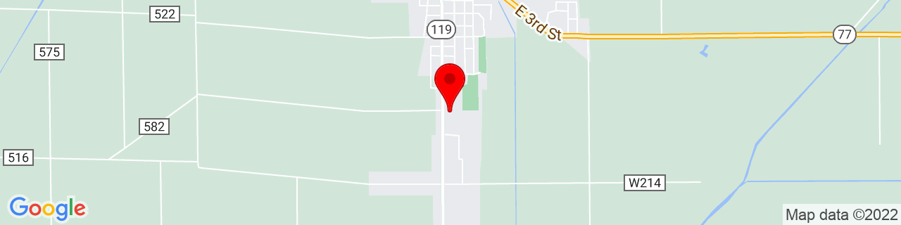Google Map of 35.9234054, -90.2570426