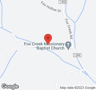 000 Fox Creek Church Road