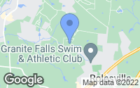 Map of Rolesville, NC