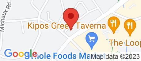 Branch Location Map - BB&T, Elliott Road Branch, 100 North Elliott Road, Chapel Hill NC