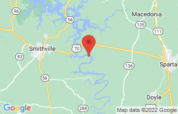 Map of Smithville