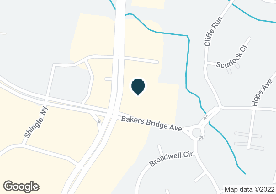Google Map of9100 CAROTHERS PKWY