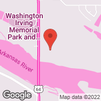 [Washington Irving Park T-Ball Field Map]