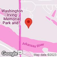 [Washington irving Park North Soccer Field Map]