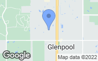 Map of Glenpool, OK