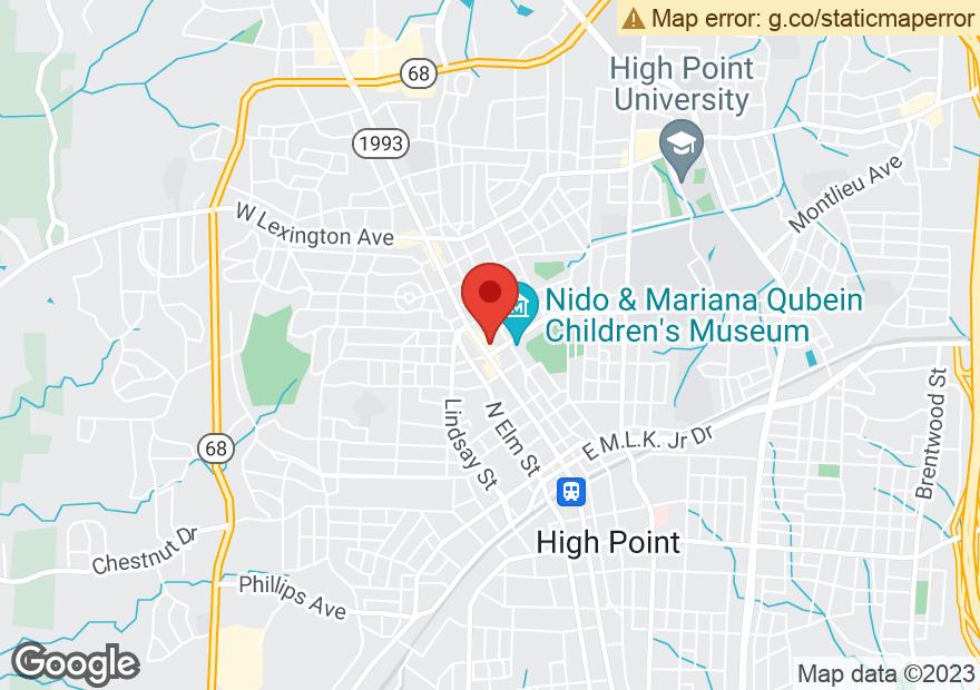 Google Map of 904 N MAIN ST
