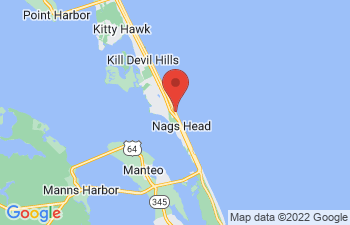 Map of South Nags Head