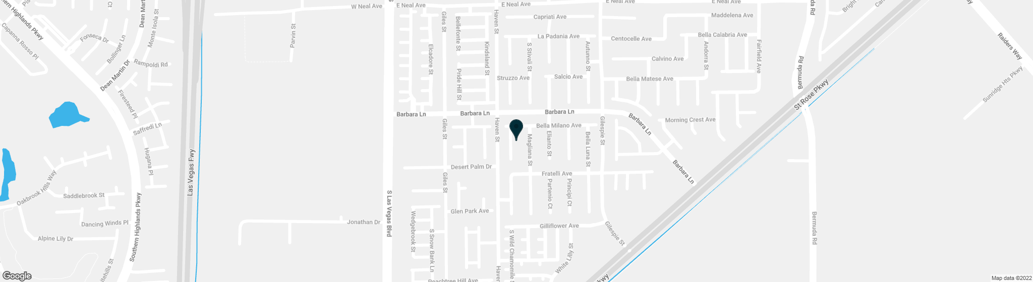 11744  San Rossore Court Las Vegas NV 89183