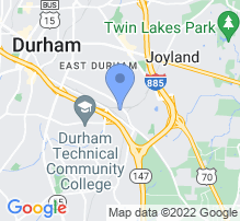 2700 Angier Ave, Durham, NC 27703, USA