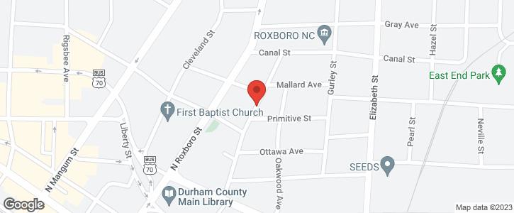 609 N Queen Street Durham NC 27701