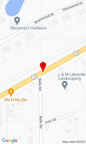 Google Map of Bobcat of Helena 3500 Highway 12 East, East Helena, MT, 59635