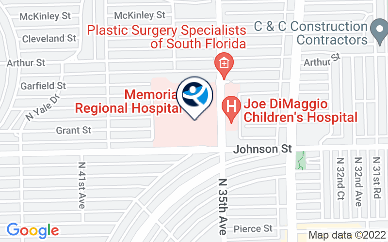 Memorial Regional Hospital - Behavioral Health Location and Directions