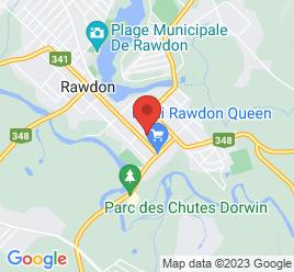 Google Map of 3502%2C+rue+Queen%2CRawdon%2CQuebec+J0K+1S0