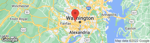Map of 3516 VALLEY STREET N ARLINGTON, VA 22207