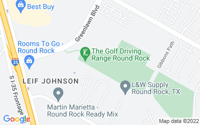 Map of 3533 Greenlawn Boulevard, Round Rock, TX 78664, USA