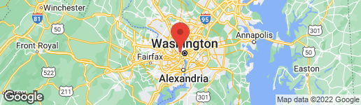 Map of 3547 WINFIELD LANE NW WASHINGTON, DC 20007