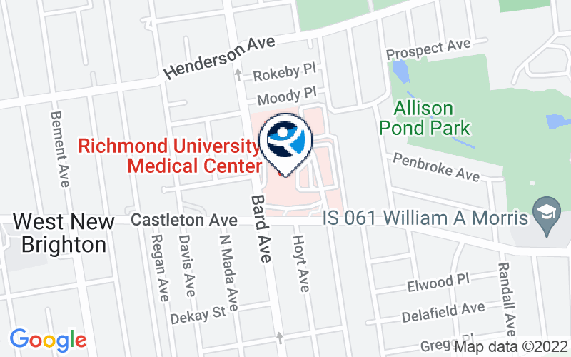 Richmond University Medical Center - Bard Avenue Location and Directions