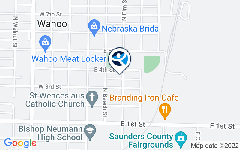 Blue Valley Behavioral Health - Wahoo Location and Directions
