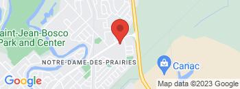 Google Map of 357%2C+boul.+Antonio-Barrette%2CNotre-Dame-Des-Prairies%2CQuebec+J6E+3Z3