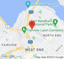 Google Map of 3585+Kempt+Road%2CHalifax%2CNova+Scotia+B3K+4X6