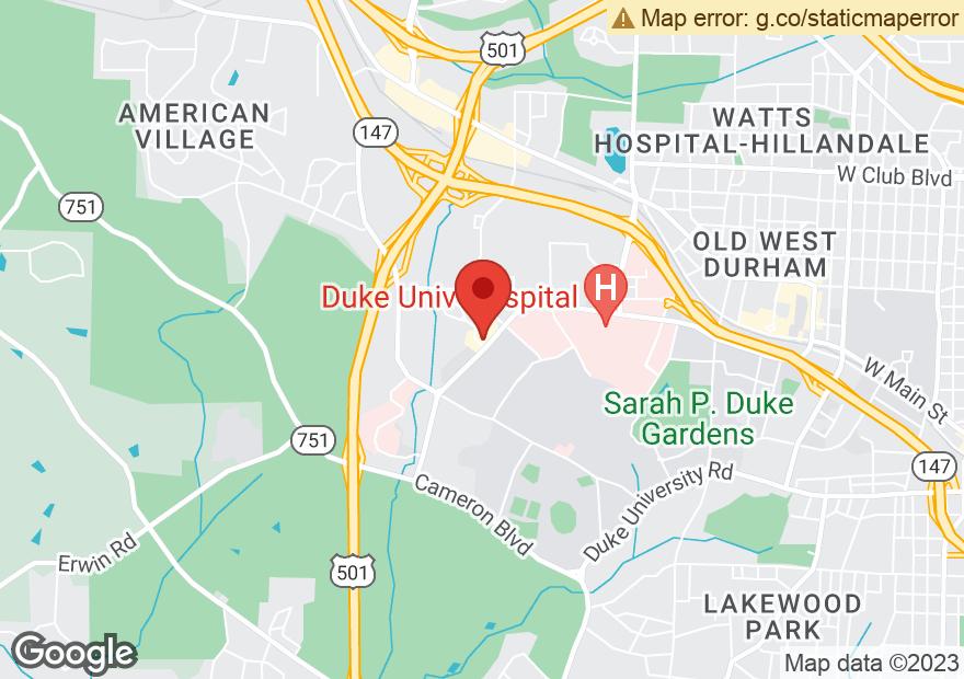 Google Map of 2816 ERWIN RD