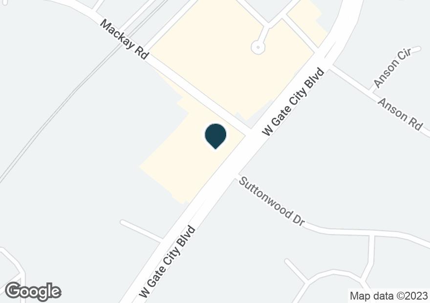 Google Map of5005 MACKAY RD