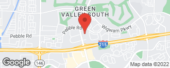 Map of 1000 Green Valley Pkyw in Henderson
