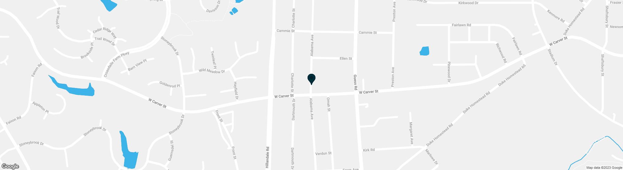 3106 Alabama Avenue Durham NC 27705