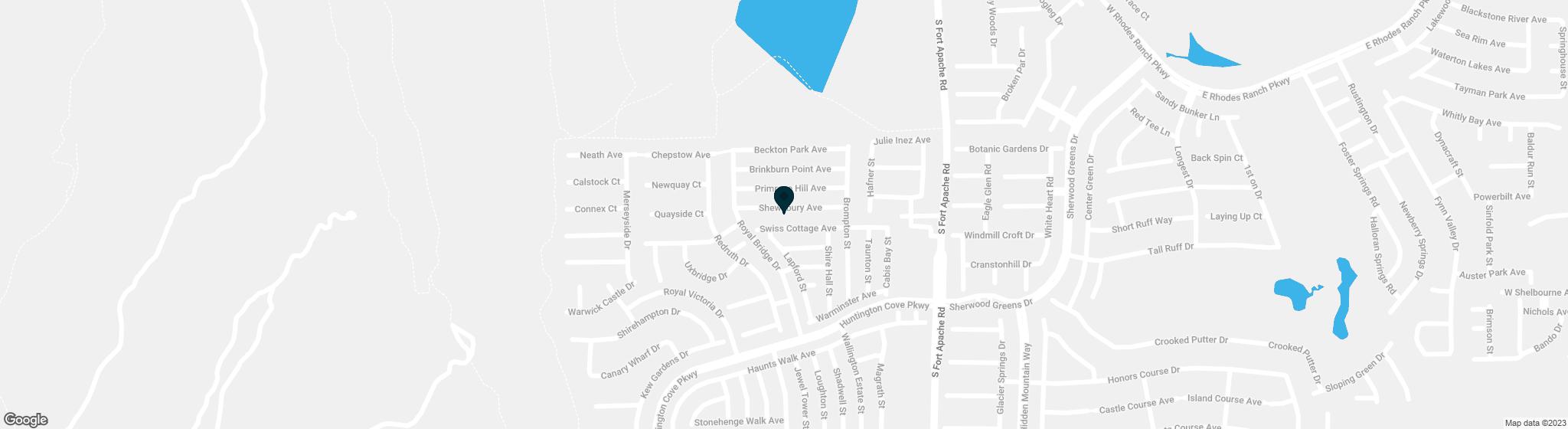 573  Shewsbury Avenue Las Vegas NV 89178