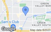 Map of Henderson, NV