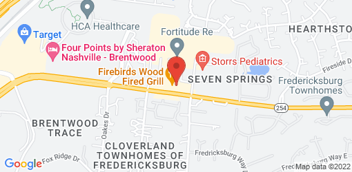 Directions to E+ROSE Wellness Cafe of Brentwood