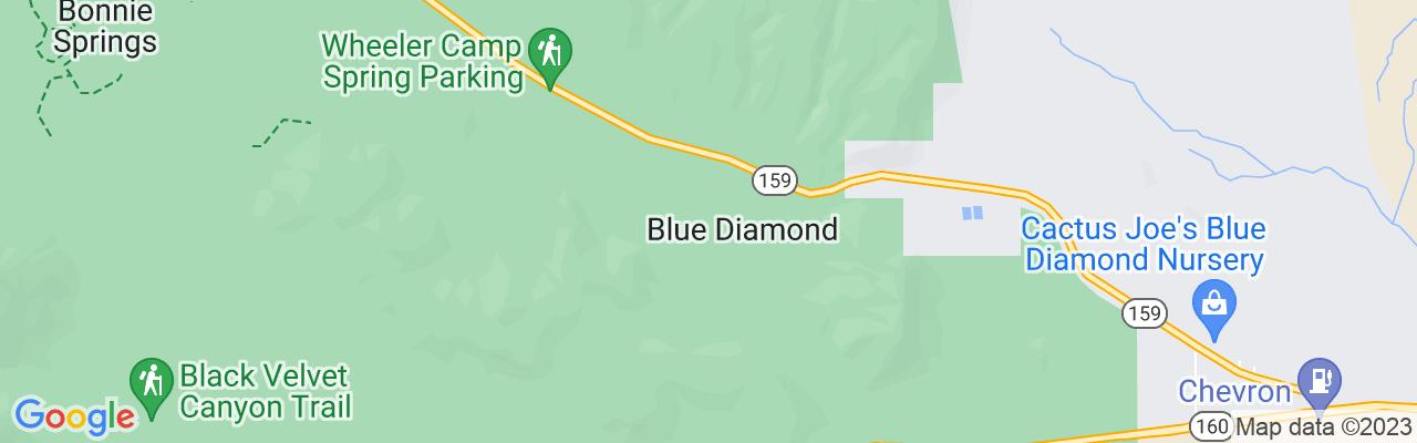 Blue Diamond Village Rummage Sale