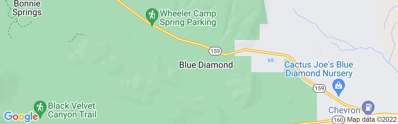 The 8th Annual Blue Diamond Village Rummage Sale