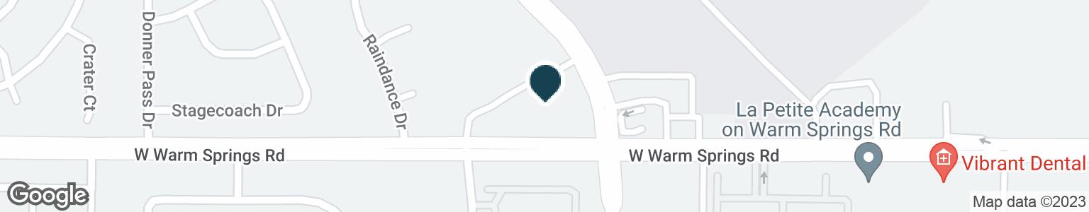 Google Map of401 N ARROYO GRANDE BLVD