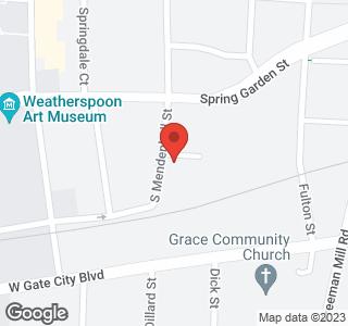 619 S Mendenhall Street