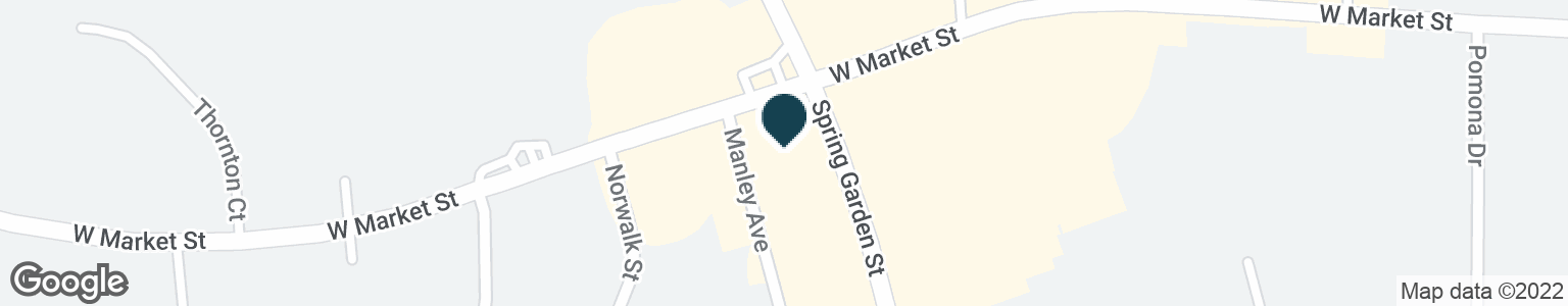 Google Map of4701 W MARKET ST
