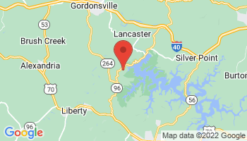 Map of Lancaster