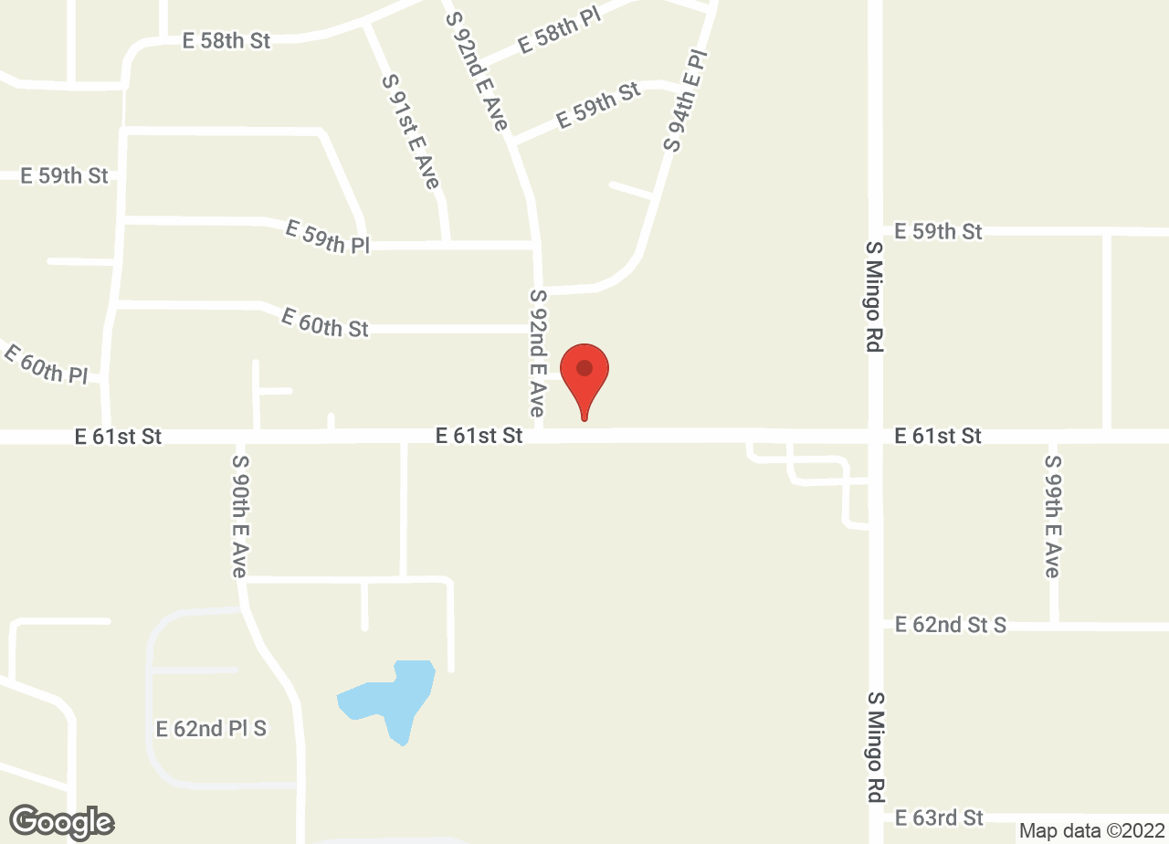 Google Map of VCA Woodland East Animal Hospital