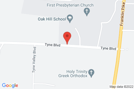 static image of842 Tyne Boulevard, Oak Hill, Tennessee