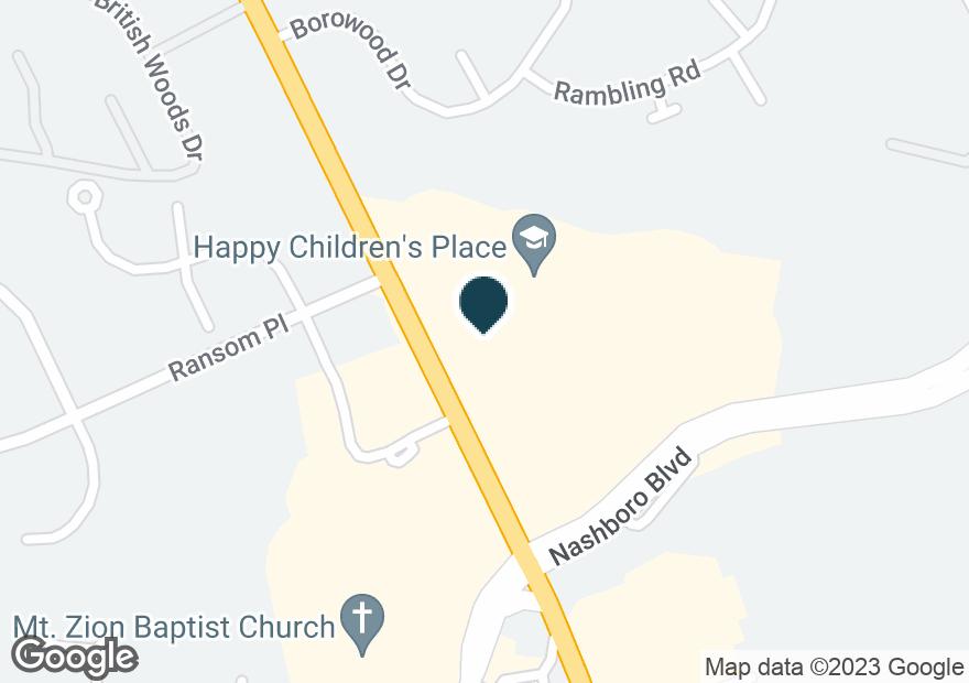 Google Map of2244 MURFREESBORO PIKE