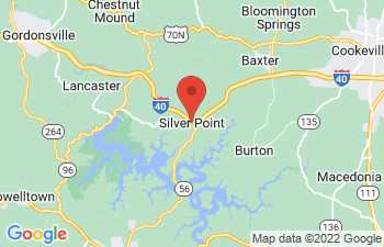 Map of Silver Point