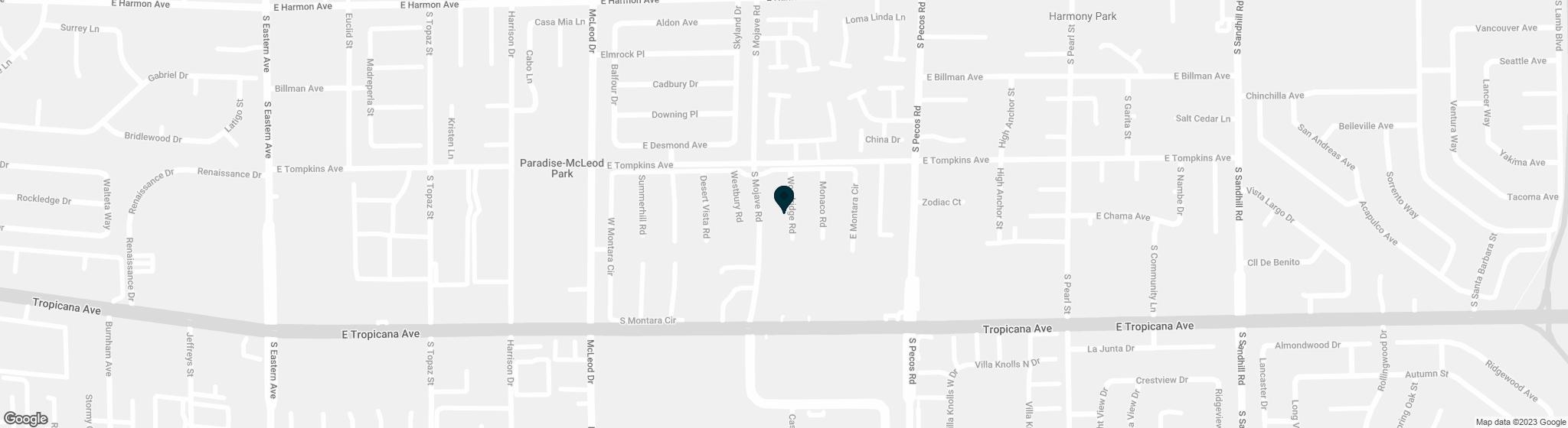 4759  Woodridge Road Las Vegas NV 89121