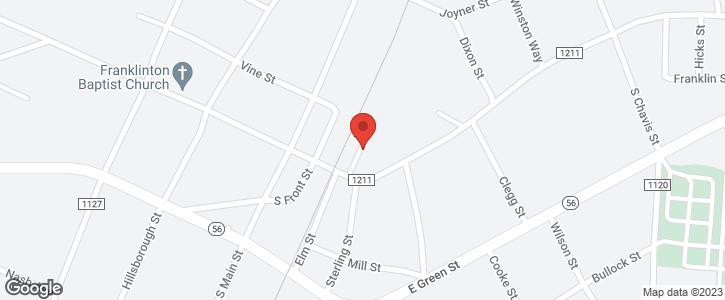 College Street Franklinton NC 27525