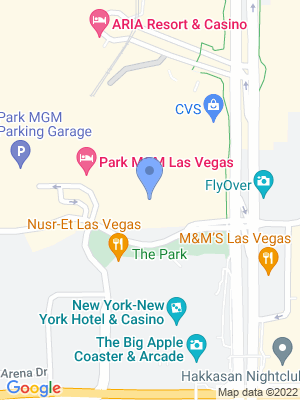 Park Theater at Park MGM Location