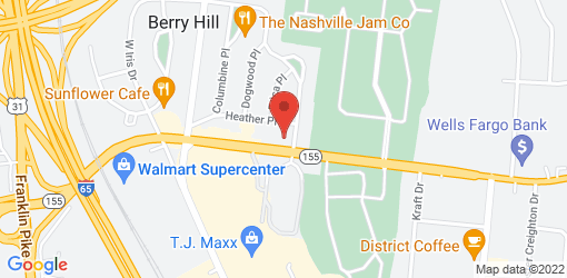 Directions to Calypso Cafe | 100 Oaks / Berry Hill