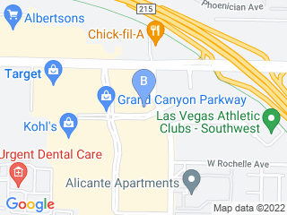 Map of Doggie District Pet Resort Dog Boarding options in Las Vegas | Boarding