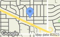 Map of Tulsa, OK